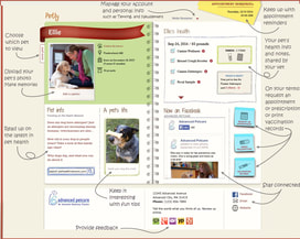 Petly Page screenshot